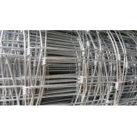 China Galvanized Wire Mesh Garden corral fence panels field fence 330 feet Zoo Wild Fencing Roll Hardware wholesale
