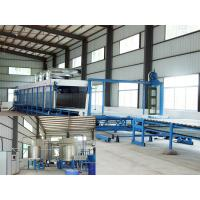 China Continuous Automatic Low Pressure Foam Machine with Siemens Motor and Inverter wholesale