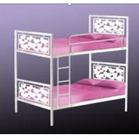 latest metal bunk beds full over full buy metal bunk beds full over full. Black Bedroom Furniture Sets. Home Design Ideas