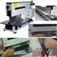 Buy cheap 10W V-Cut PCB Separator with Linear Blades Protect Component from wholesalers