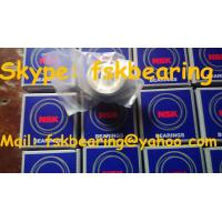 China Z2V2 Z3V3 NSK Deep Groove Ball Bearings with V Groove Open / Shield wholesale