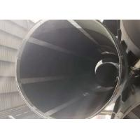 China Fertilizer Granulator Machine Carbon Steel With Drum Type For Large Output wholesale