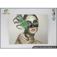 Quality Customized Recycled Christmas Paper Greeting Cards for Wedding Decoration for sale