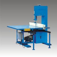 polyurethane foam cutting machine