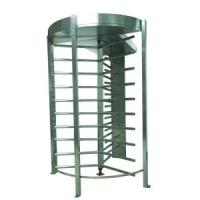 China automatical two-direction card full height stainless access control steel turnstile wholesale