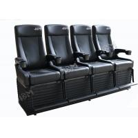 Buy cheap Experience 4D Movie Theater With Hydraulic System For Theme Park from wholesalers