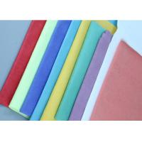 China Rayon / Polyester All Purpose Low Linting Nonwoven Wipers Customized wholesale