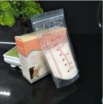 China BPA free Breastmilk Storage Bags 200ml Breast milk Storage Bag, Pre-sterilizing, Leaf Proof  (7Oz-25pack ) wholesale