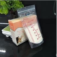 Buy cheap BPA free Breastmilk Storage Bags 200ml Breast milk Storage Bag, Pre-sterilizing, from wholesalers