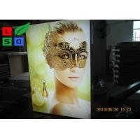 China Single Sided Fabric LED Display Box Backlit Lighting For Retail Store Wall Display wholesale