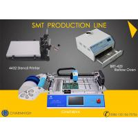 Buy cheap SMT Pick And Place Equipment 2500w Reflow Oven Surface Mount Technology from wholesalers