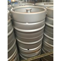 China 50L Euro keg for micro brewery with G type fitting on top,made of Stainless steel 304, food grade material wholesale