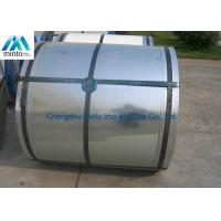 China AISI JIS EN Hot Dipped Galvanized Steel Coil For Construction Roofing Sheet wholesale