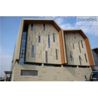China Building Facade Exterior Wall Cladding Recyclable Material Terracotta Panels wholesale