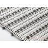 Buy cheap Heavy Duty Flex Wire Mesh Conveyor Belt Eye Shape Heat Resistant For Cooling from wholesalers