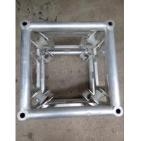 China 4 Meters Square Stage Light Turss 550mm x 550mm Aluminum Corner Block wholesale