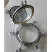 China Marine Ships Portlights With Aluminum Frame Marine Porthole Windows on sale