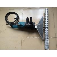 "China 27.5"" open foam insulation trimming equipment wholesale"