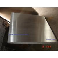 China Hot Rolled Magnesium Tooling Plate Chemical Treatments Corrosion Protection on sale