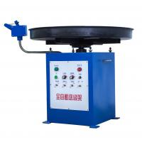 China Strong Fully Automatic Spring Wire Decoiler 100kg Loading / Wire Feeding Machine wholesale