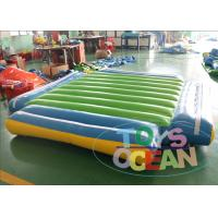 China Outdoor Inflatable Water Parks Junction Water Toys Floating Aqua Sport Game wholesale