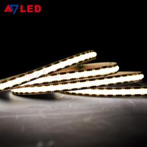 China Free Cuttable Floor Linear Light High Density Brightness No Spot COB FPC Flexible 5M LED Light Strip wholesale