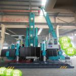 China Mini Hydraulic Pile Driving Machine , Pile Foundation Equipment OEM Service wholesale