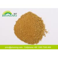 Quality Bakelite Moulding Powder In Yellow Color With Heat Resistance For Toaster Parts for sale
