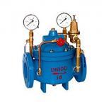 China Hydraulic Water Pressure Reducing Valves DN65 DIN / BS / AWWA / JIS wholesale