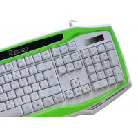 Quality Professional Gaming Computer Keyboard WINDOWS / MAC OS Usb Cool Gaming Keyboards for sale
