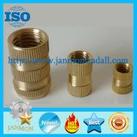 Wholesale Knurled nuts,Knurled brass insert nut,Brass knurled insert nut,Stainless steel knurled nuts,Brass knurled nut from china suppliers