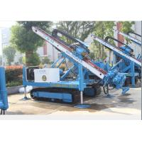 China XITAN MDL-150D Crawler Anchor Drilling Rig (Water well drilling machine Piling single/double/triple tube) wholesale
