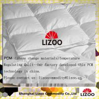 Buy cheap 26 to 30 centigrade Temperature Regulating cotton quilt Developed and Made in from wholesalers