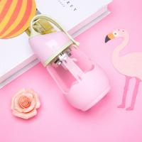 China Cute 360ml Volume Anti Colic Baby Glass Water Bottle Pp Lid Eco - Friendly wholesale