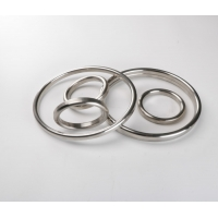 China High Temperature R45 Hastelloy B2 Oval Ring Joint Gasket wholesale