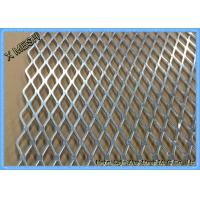 China Flattened Expanded Metal Stainless Steel Mesh Diamond Pattern Fit Beekeeping wholesale