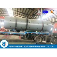 China Rubber Plate Liner Fertilizer Pellet Making Machine with 70% Balling Rate wholesale