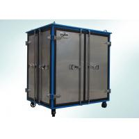 China Mobile Transformer Oil Purifier / Oil Filtration Plant With Fully Aluminum Closed Doors wholesale