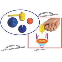 China Spinning top with handle wholesale