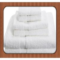 China High quality 100% cotton 3-5 star soft hotel towels / bath towels / towel sets wholesale