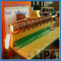 China Induction Forging Heating Machine for steel rod bar on sale