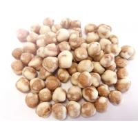 China Nutural Wasabi Flavor Coated Crispy Chickpeas OEM Retailer Pillow Bag wholesale