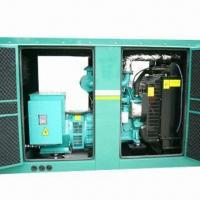 China Gasoline Generator Set with Excellent Transient Response, 380/220V, 400/230V Advertised Voltages wholesale