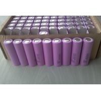 China Samsung 3.7v 2600mah 18650 26F rechargeable lithium ion battery cell/18650 2600mah Samsung wholesale