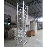 China Silver Straight Large Heavy Project Stage Lighting Truss 520*760mm wholesale