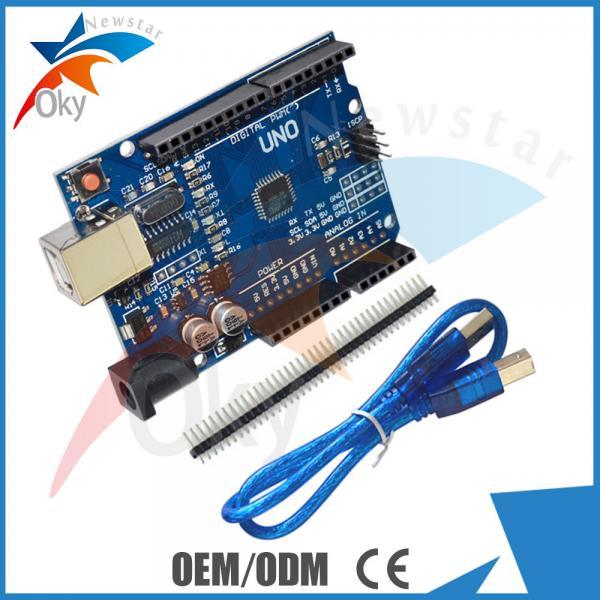 Original improved version board for arduino uno r ic