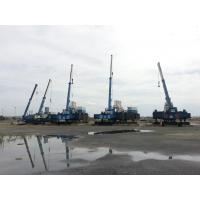 China No Noise Hydraulic Jack In Piling Machine , Hydraulic Hammer Pile Driving wholesale