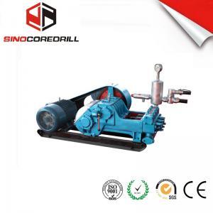 China High  Efficiency  BW250 250L Output 6MPa Mine Horizontal Triplex Mud Pump wholesale