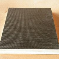 Wholesale 18mm black film faced plywood for construction from china suppliers