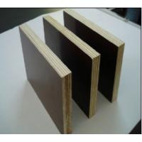 China No Rattan or Decay outdoor film faced shuttering plywood for construction formwork on sale